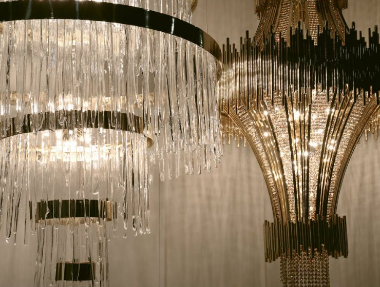 How to Clean & Care for Crystal Chandeliers to Maintain their Beauty 01