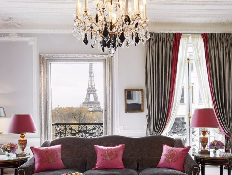 Hotel Lighting Inspiration_ Meet the Hotel Plaza Athéné Eiffel Suite-2