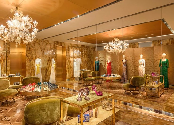 Dolce & Gabbana's Venice Boutique_ The Lighting Design-2