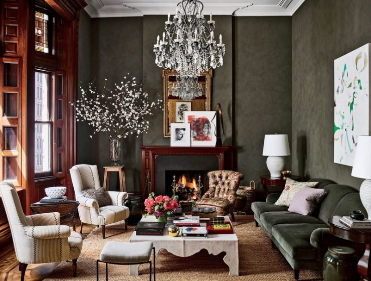 The Lighting Of the Most Amazing Celebrity Living Rooms
