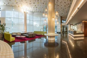 The Best hotel lighting designs in Valencia