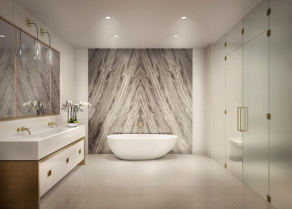 Be Inspired By These Bathroom Design Projects Own By Famous Celebrities