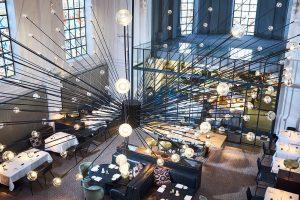 Award winning Restaurant Lighting Designs