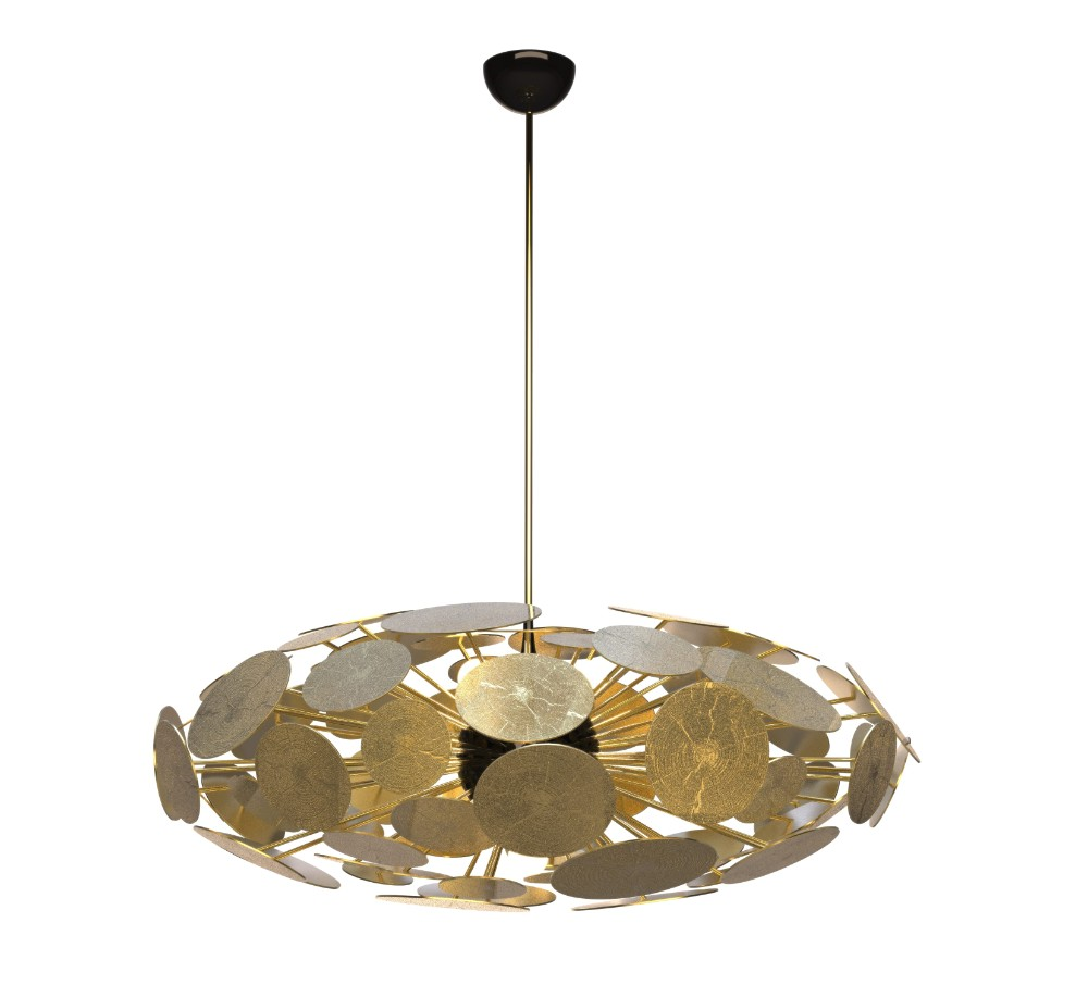 Elevate Your Yacht Interior With These Luxury Lighting Pieces