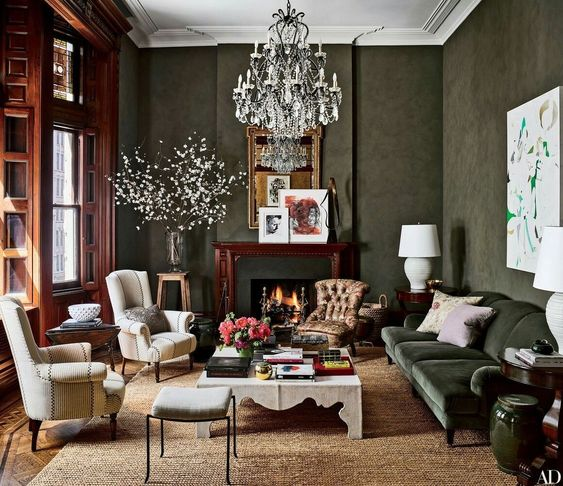 The best Fall Chandeliers for your interior design