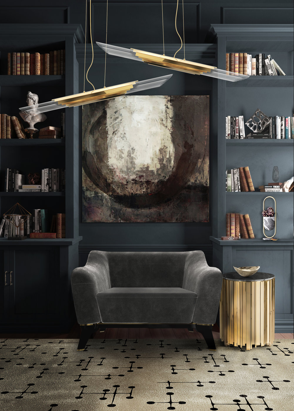 Luxury Home Office Design Ideas That Will Inspire Productivity