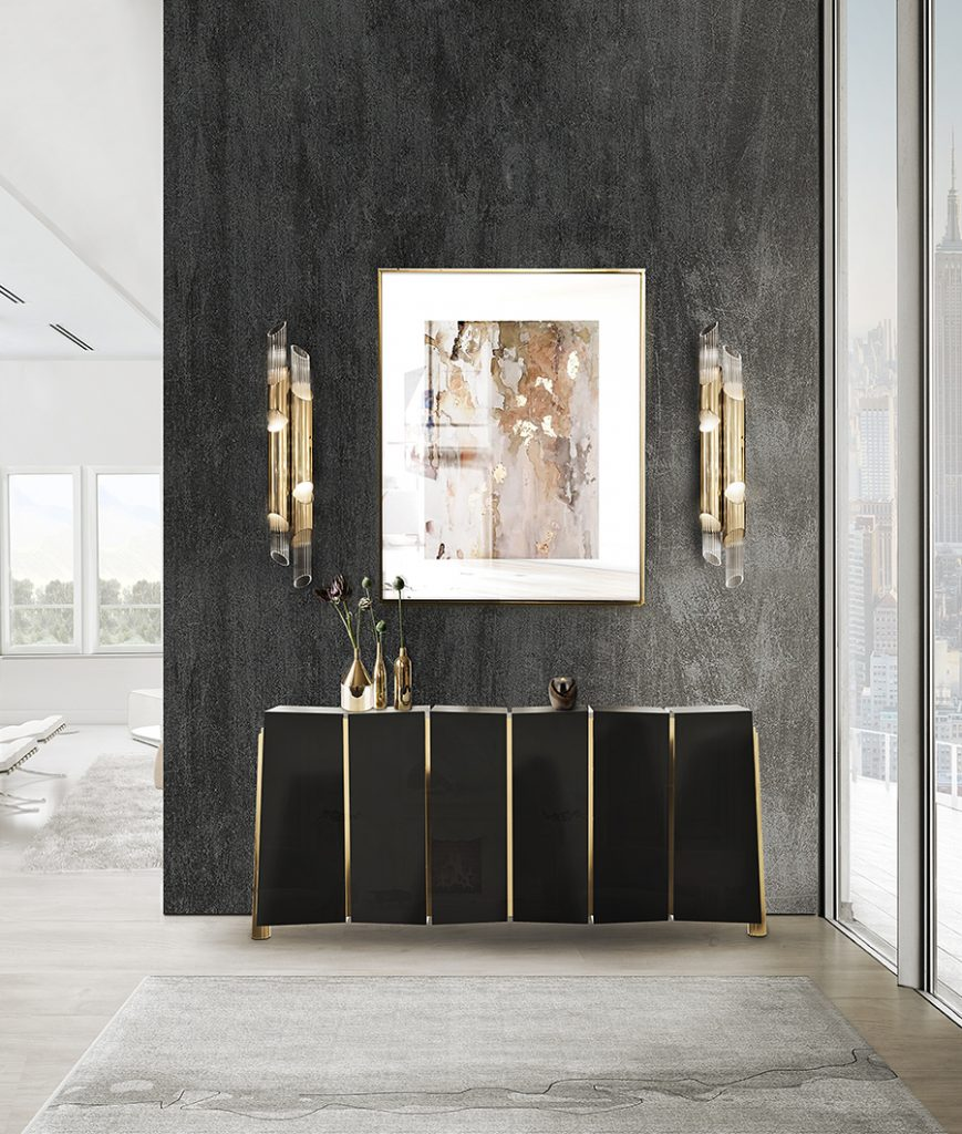 Modern Lighting Designs To Revamp Your Luxury Entryway