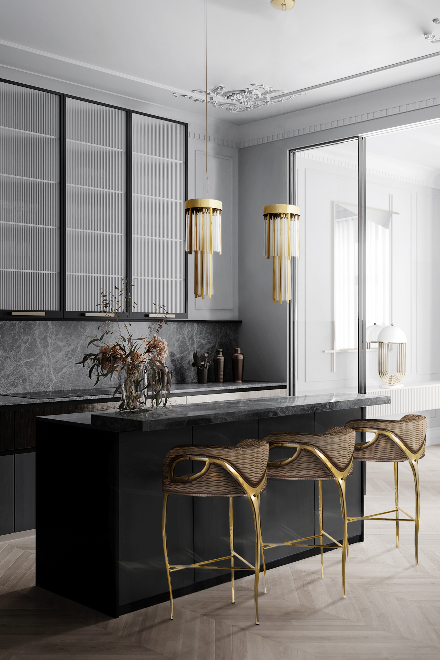 Unique Lighting Ideas For Your Stylish Kitchen