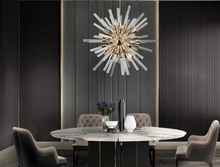 Dining Room Chandeliers Page 2 Modern