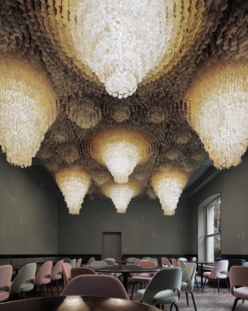Fall In Love With These Dramatic Chandeliers Across The World