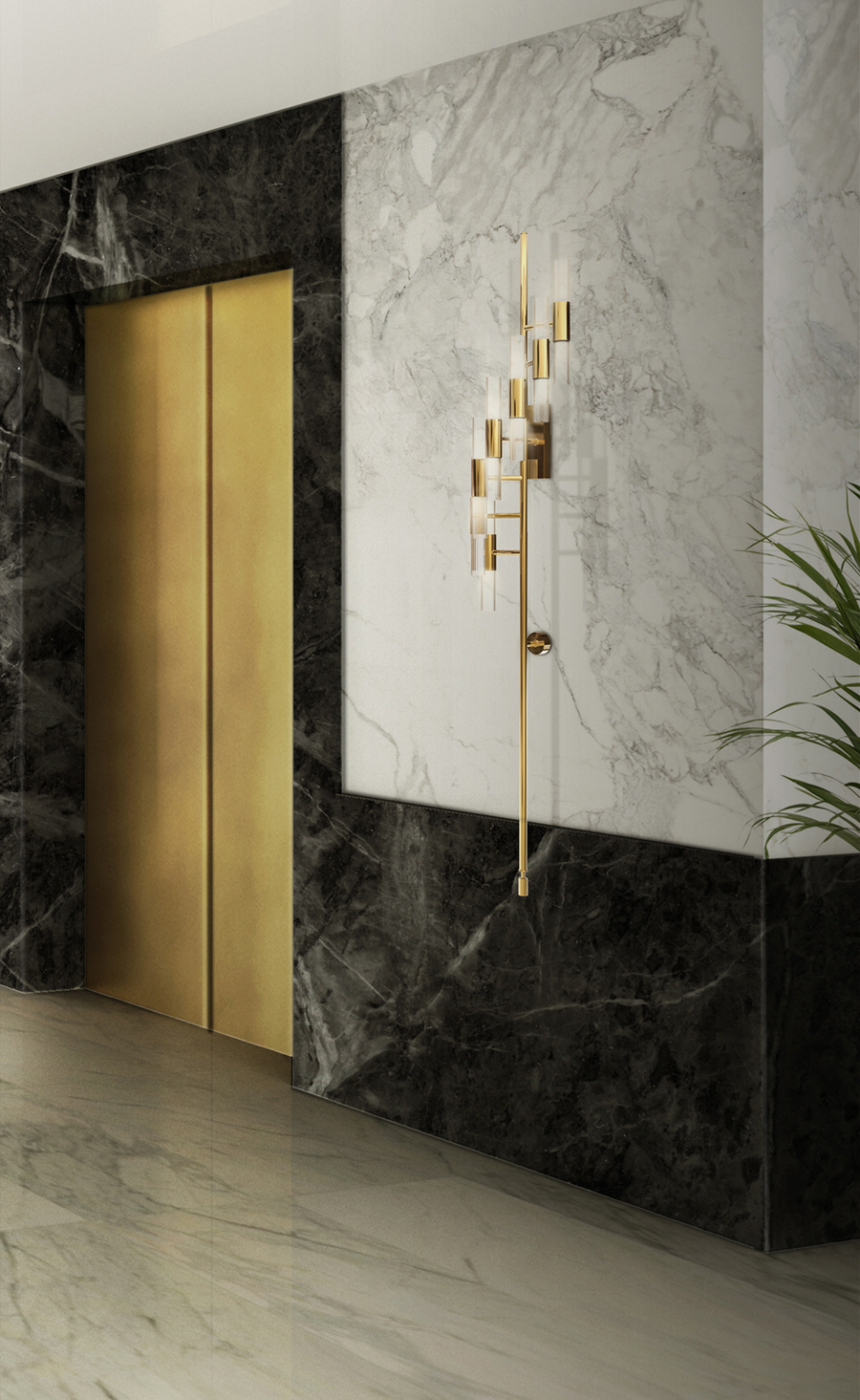 Product Of The Week: Waterfall Torch Wall