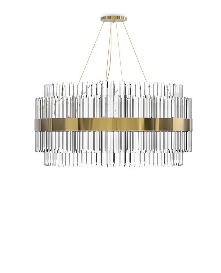 Luxury Lighting At Vacheron Constantin Boutique In Dubai