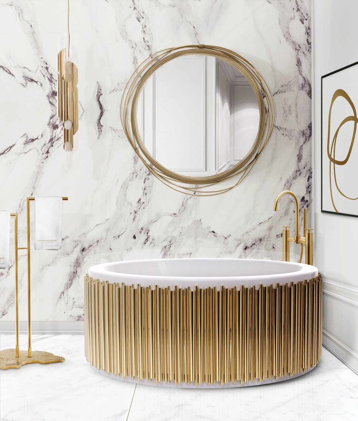 These Are The Essentials For You To Have A Luxury Bathroom