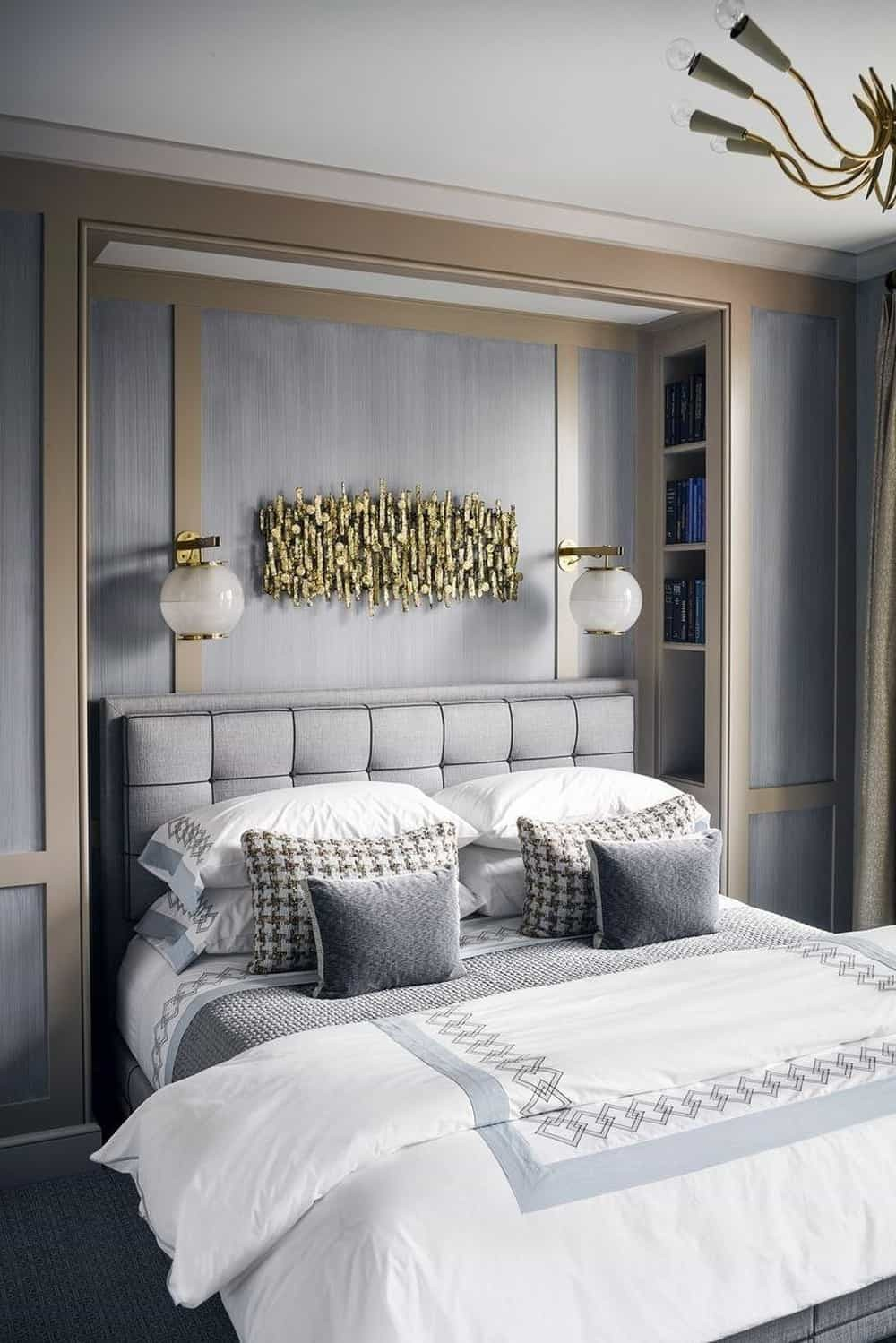 9 Exquisite Bedroom Lighting Ideas for a Modern Interior Decor 1