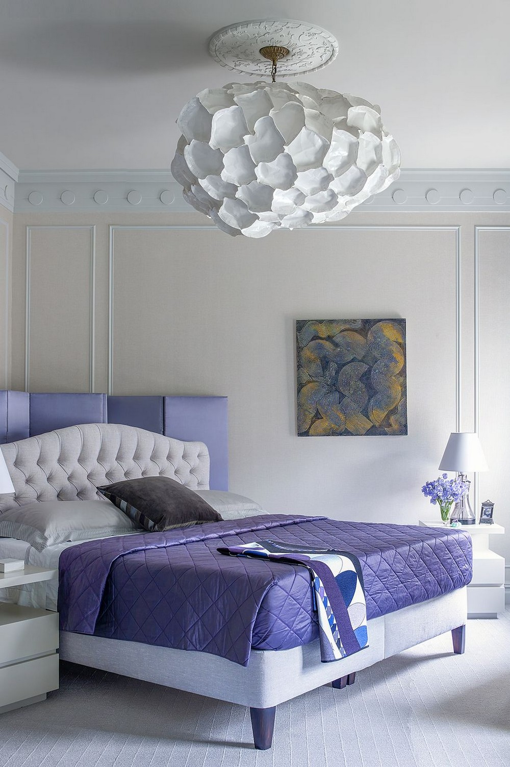 9 Exquisite Bedroom Lighting Ideas for a Modern Interior Decor 9