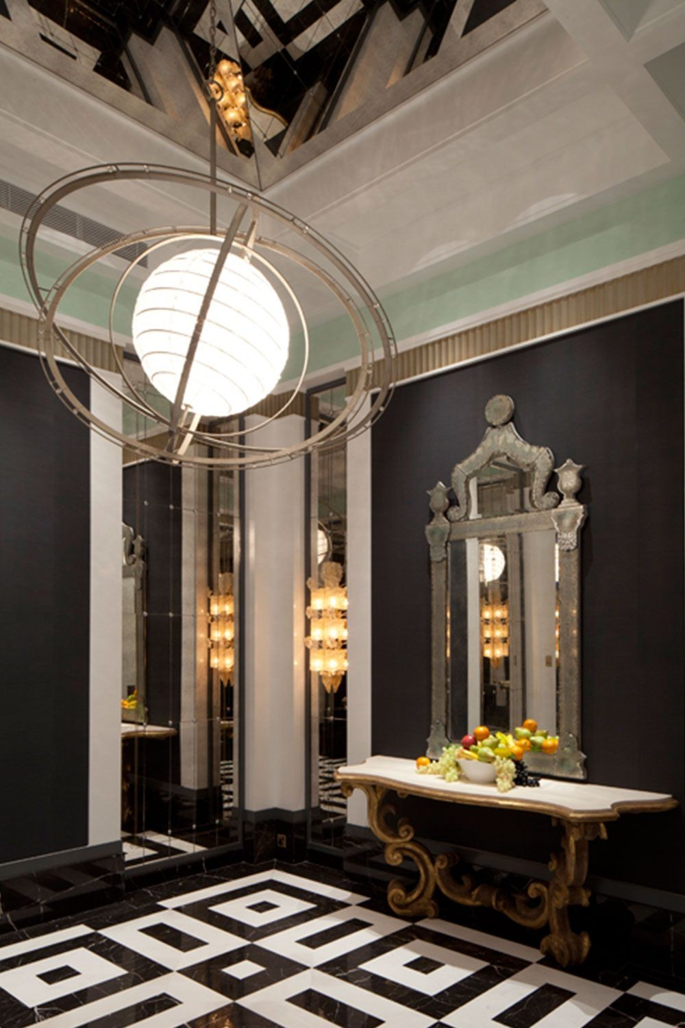 Be Inspired by a Series of Outstanding Entryway Lighting Ideas 2