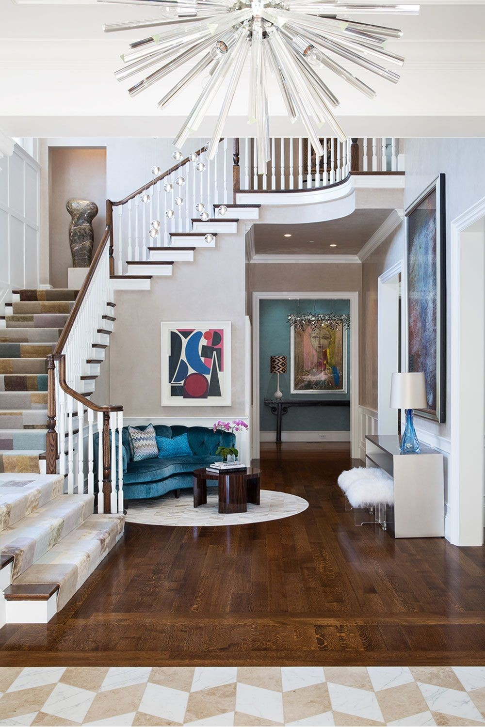 Be Inspired by a Series of Outstanding Entryway Lighting Ideas 5