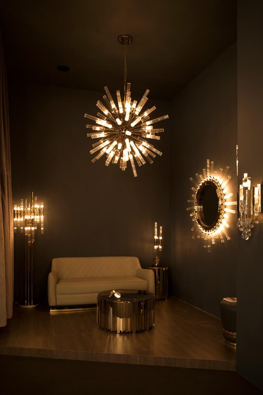 Discover LUXXU's Best Modern Lighting Designs at Maison et Objet 2020 6