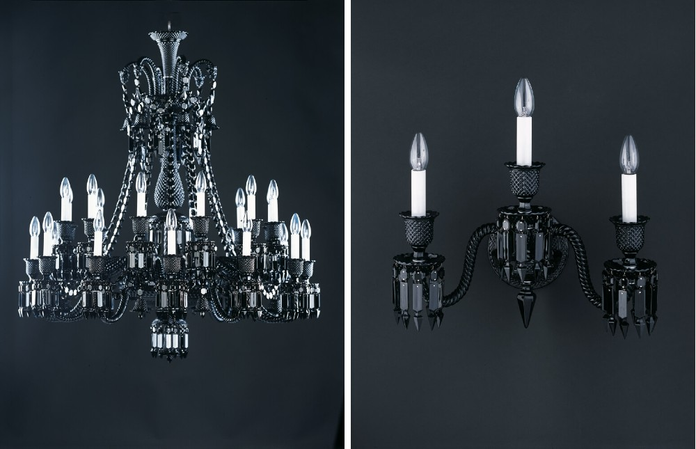 Recall Philippe Starck's Iconic Lighting Designs for Baccarat 4