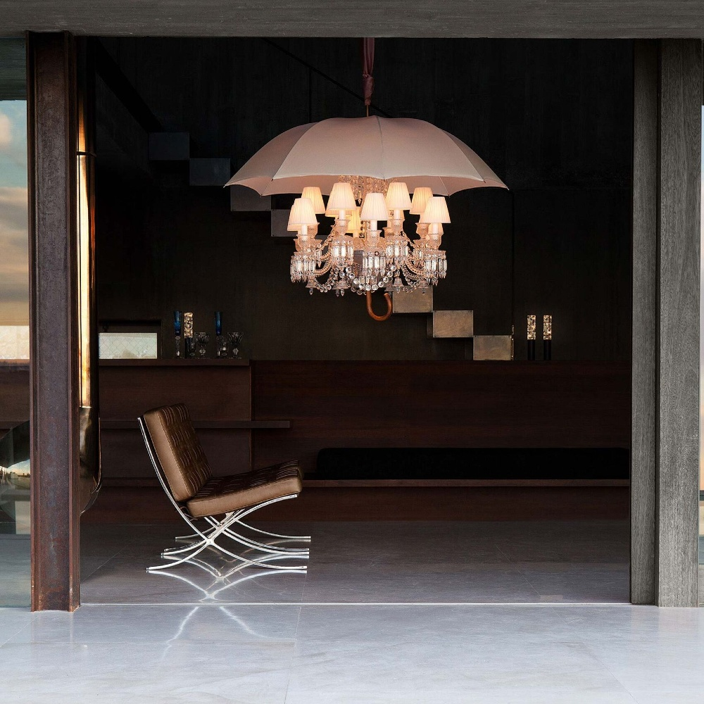 Recall Philippe Starck's Iconic Lighting Designs for Baccarat 9