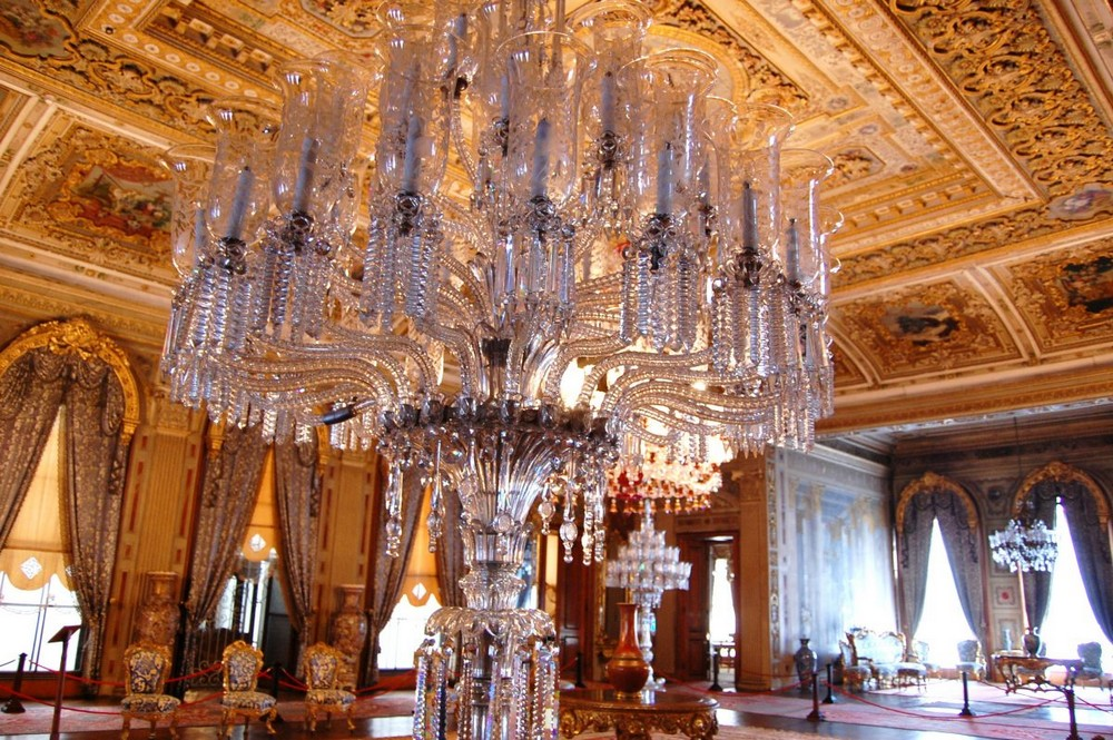 Revere the Most Sculptural Chandeliers Housed in Esteemed Institutions 11