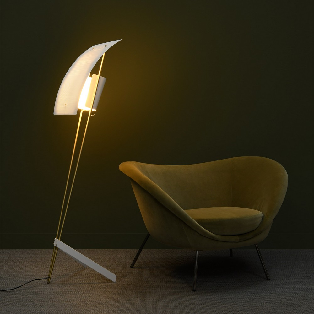 Sammode Reissues Series of Iconic Lighting Designs by Pierre Guariche 4