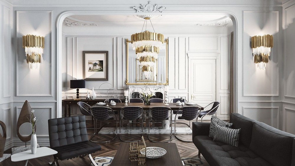 Statement Chandeliers and Interior Designers A Match Made in Heaven