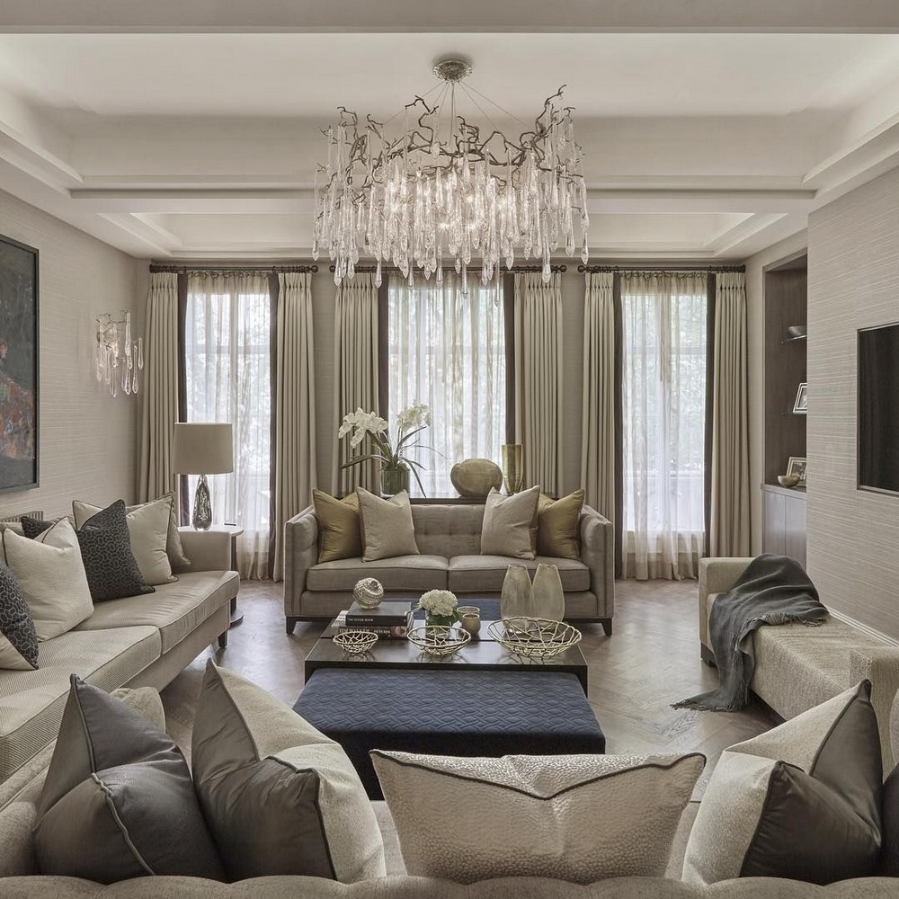 Statement Chandeliers and Interior Designers A Match Made in Heaven_2