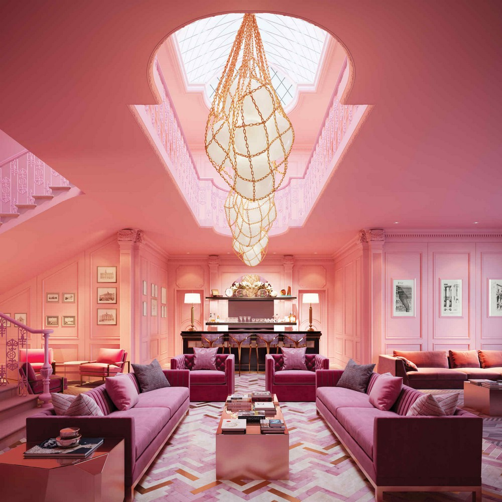 Statement Chandeliers and Interior Designers A Match Made in Heaven_3
