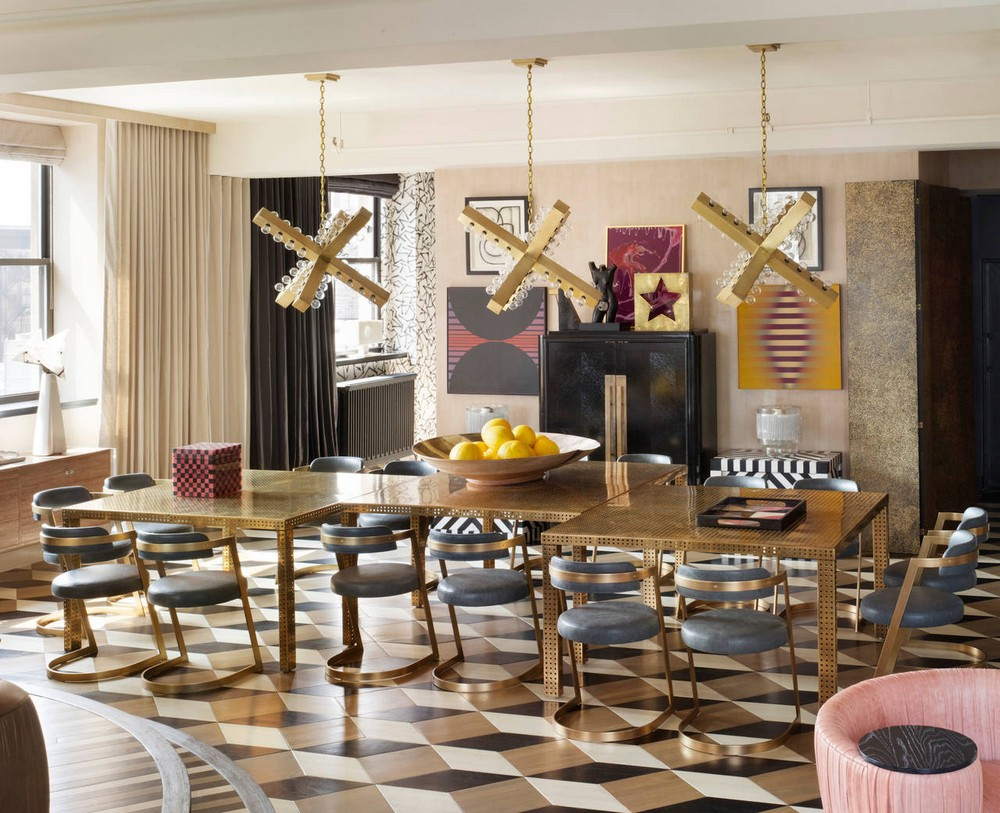 Statement Chandeliers and Interior Designers A Match Made in Heaven_5
