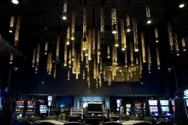 Casino Chandeliers