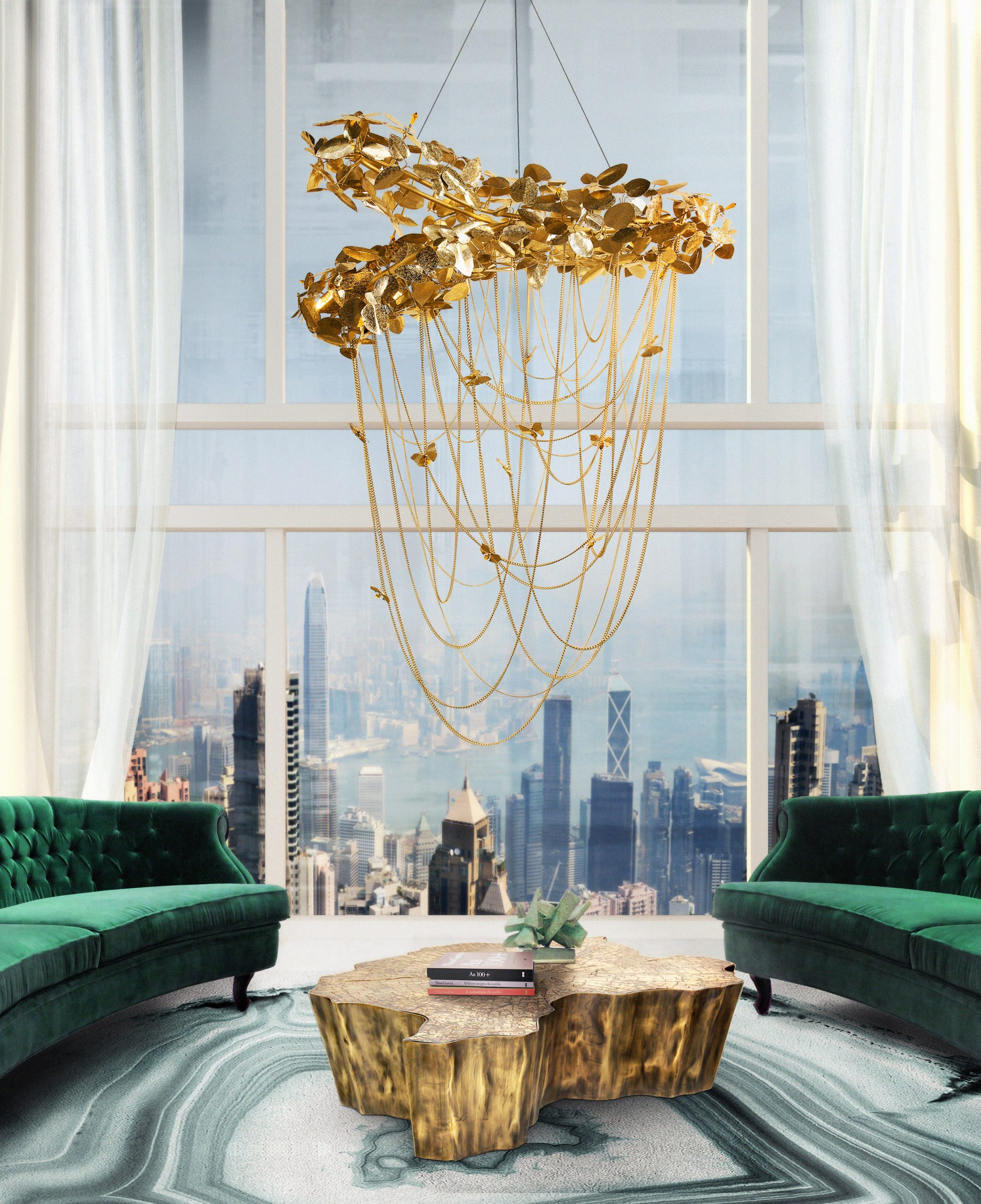 Spring Chandelier Decorations For The Next Season