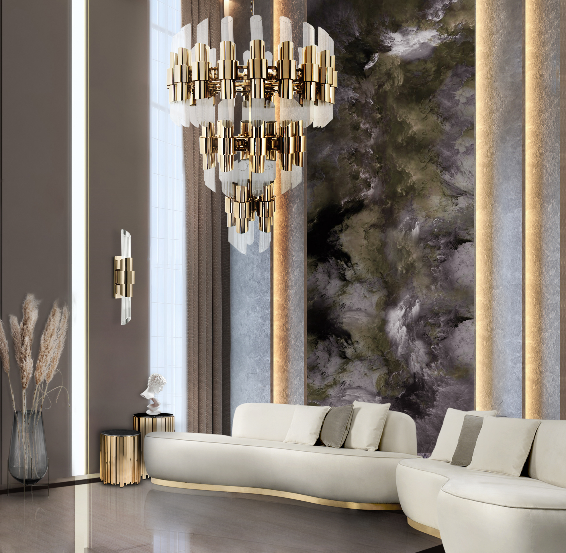 Product of the Week: Tycho Chandelier