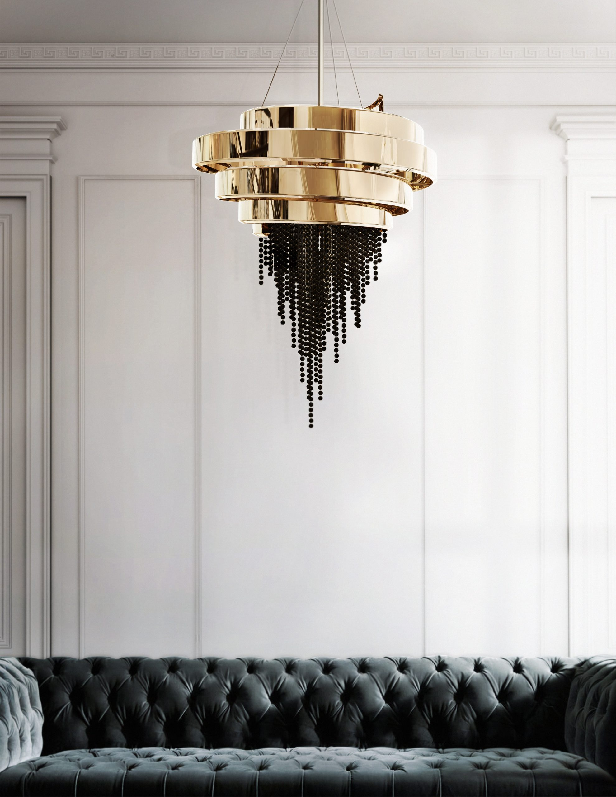 Product of the week: the guggenheim chandelier