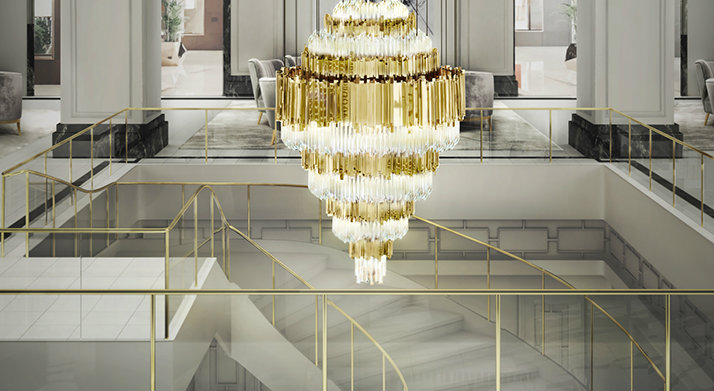 EMPIRE XL CHANDELIER by LUXXU