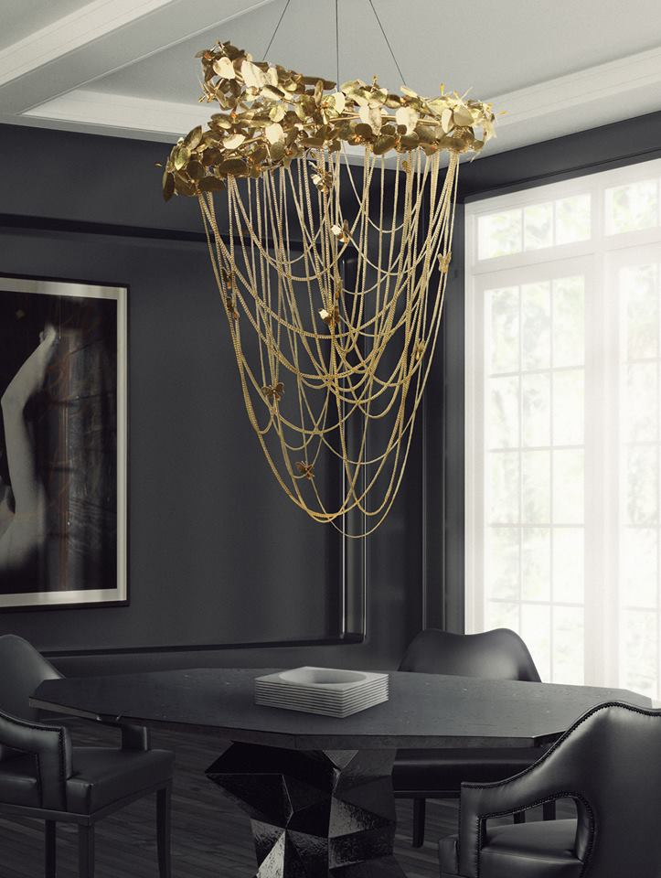 MCQUEEN CHANDELIER BY LUXXU