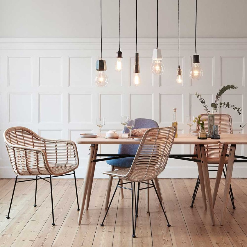 Scandinavian style lighting