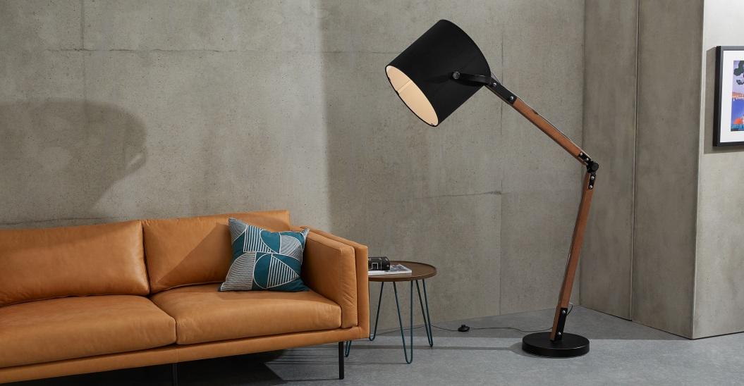 Giant Floor Lamps