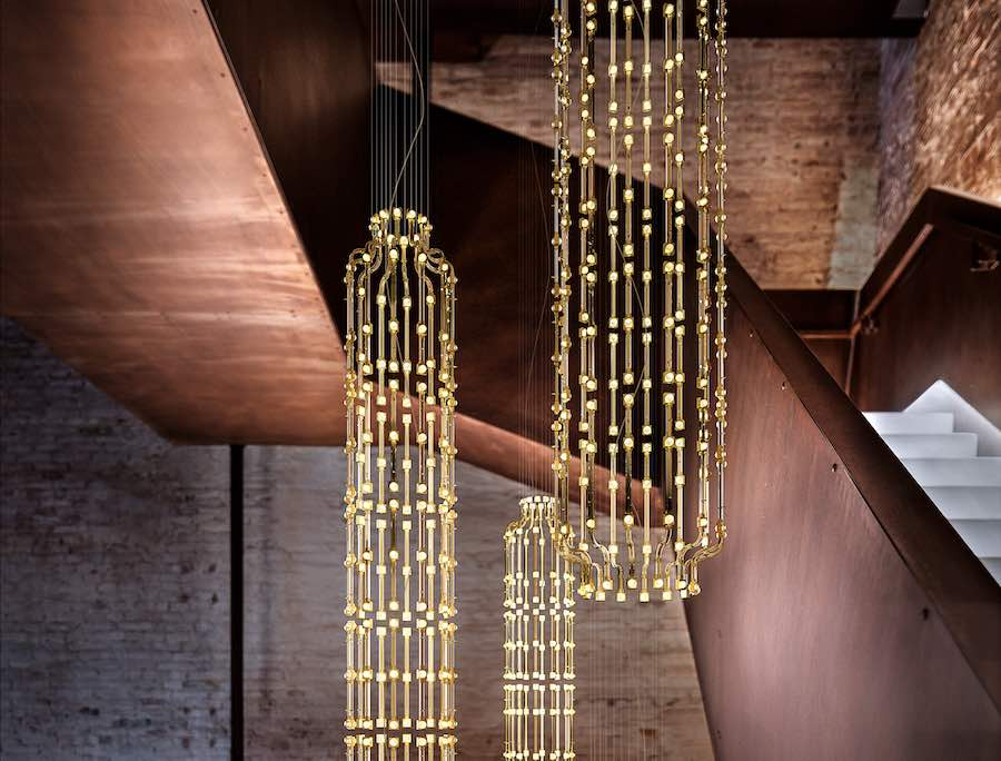 Lamps by Marc Sadler