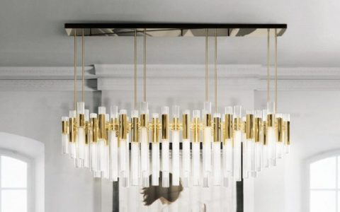 Luxury Chandeliers: Luxxu's selection for splendor in any scenario