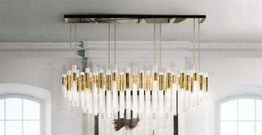 Luxury Chandeliers: Luxxu's selection for splendor in any scenario