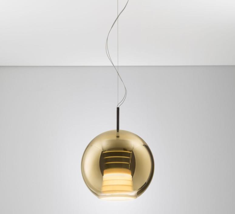 Nedgis Pendant light, Beluga Royal