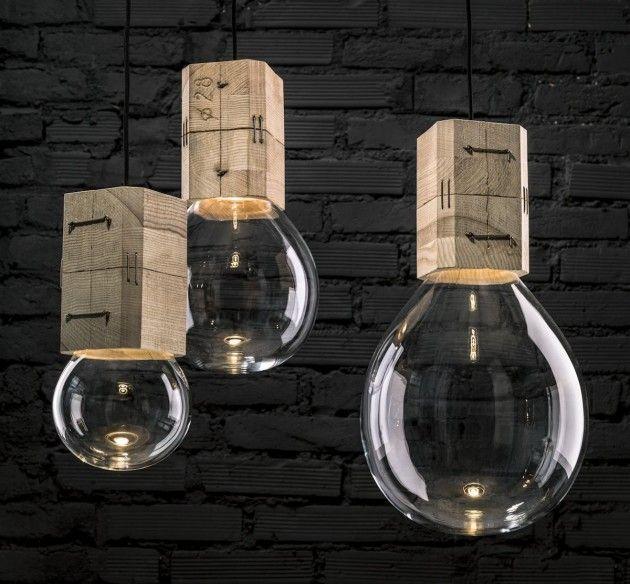 Lamp Lasvit, model Molds