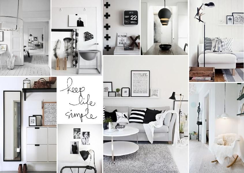 minimalism in the interior, lighting in the style of minimalism