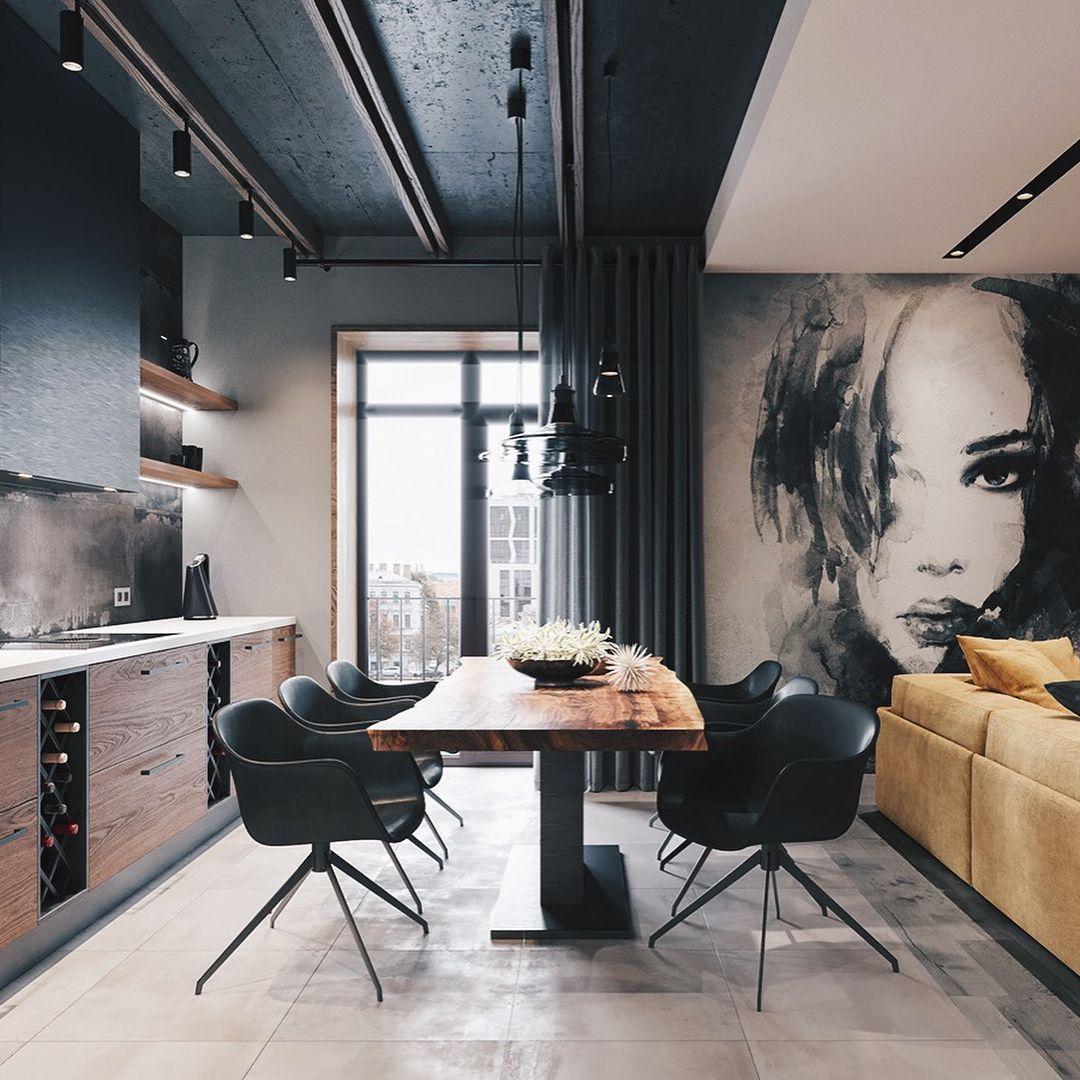 loft, bohemian loft, boho loft, loft style