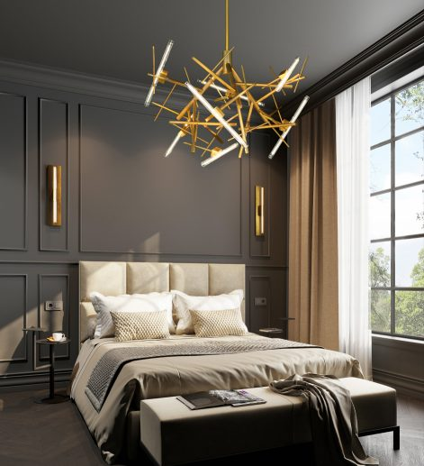 lighting in the bedroom