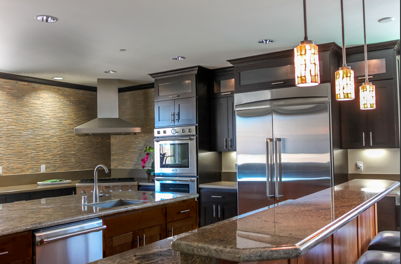 kitchen lighting, work area lighting