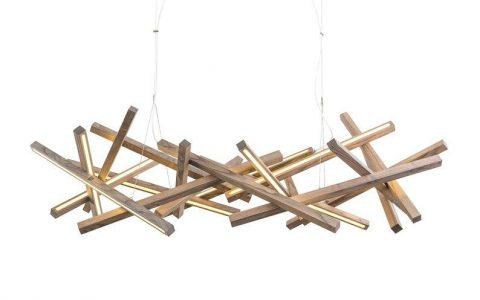 luxury wooden chandeliers