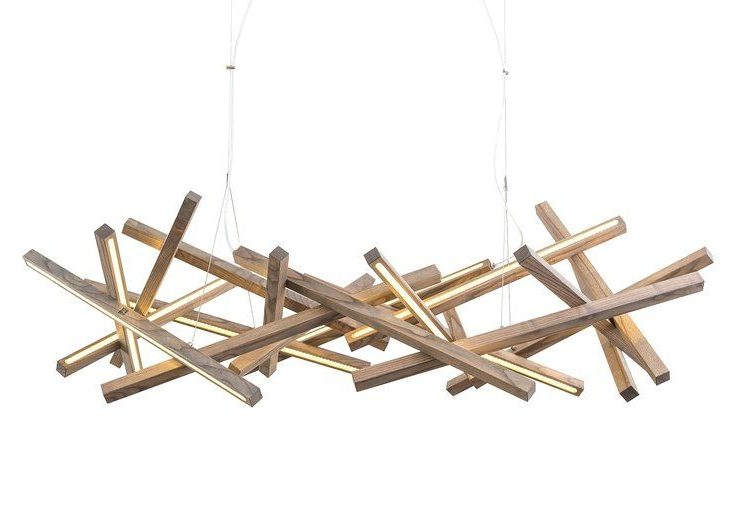 luxury wooden chandeliers