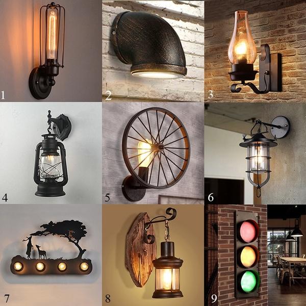 Loft-style lamps